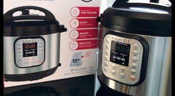 instant pot, pressure cooker