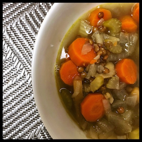 lentils, vegetable soup, vegetarian, vegan, vegetables