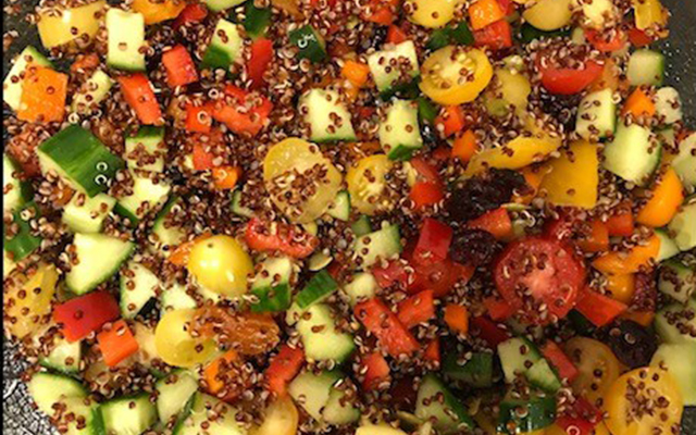 Simply Quinoa
