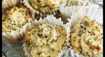 mini muffins, poppy seed, mini dessert, healthy choice